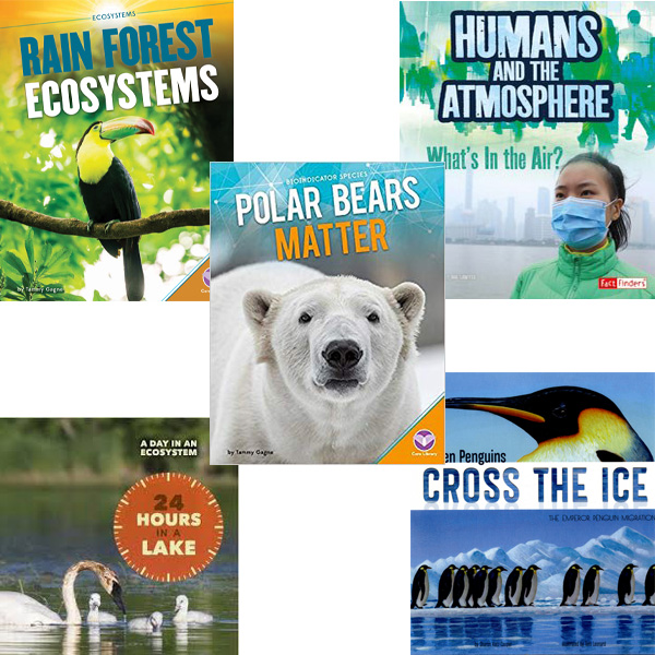Kit: Ecosystems, Habitats and Biomes: Nonfiction