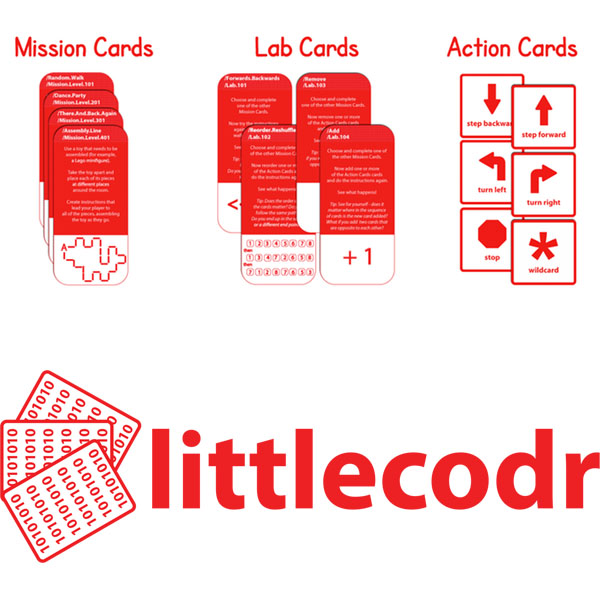 Kit: Littlecodr: Teaching Kids to Think Differently