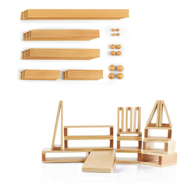Kit: Ramps & Balls Exploration Kit