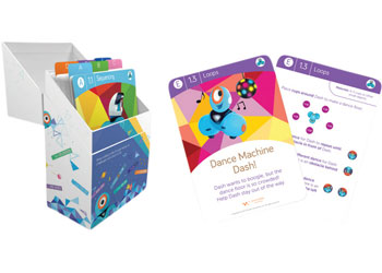 Kit: Dash and Dot Challenge Cards